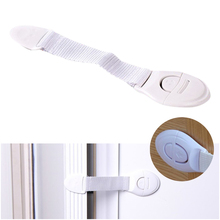 2016 new kids safe tools house useful drawer lock baby safety lock infant door baby safe lock finger protector(China (Mainland))