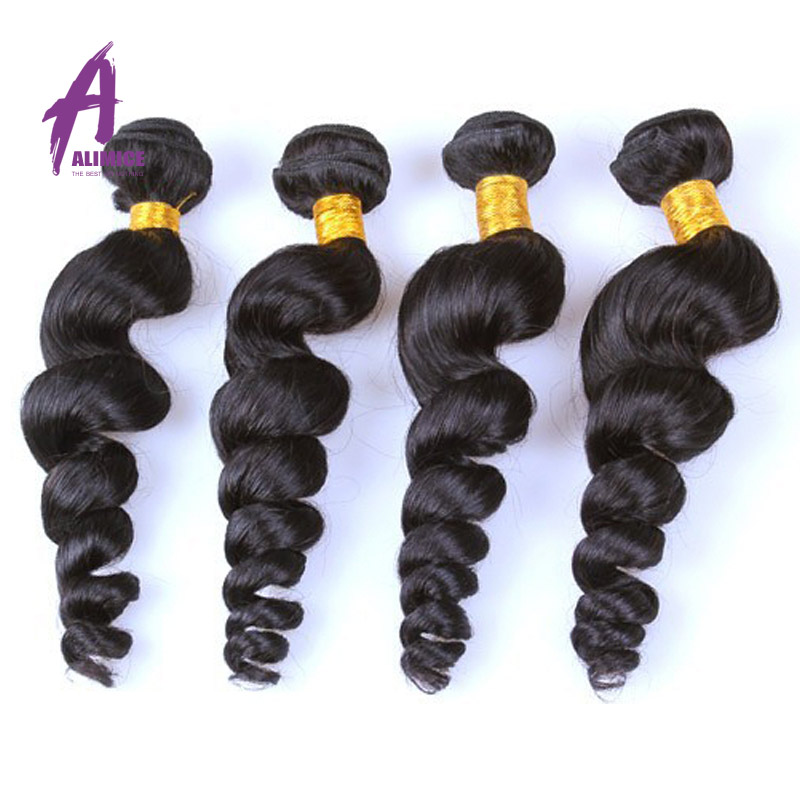 7A Grade Unprocessed Malaysian Loose Wave Virgin Hair 4 Bundles Luxy Hair Company 100% Human Hair Extensions Hot Sale Wholesale<br><br>Aliexpress