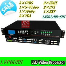 LVP605S LED Display VIDEO Wall Processor with SDI/HD-SDI extended model For Rental Large LED Screen(China (Mainland))