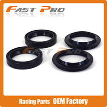 Buy 48MM Front WP Shock Absorber Fork Dust Oil Seal For KTM SXS 250 450 540 XC 150 200 250 300 450 525 XC-F 250 350 450 505 for $8.99 in AliExpress store