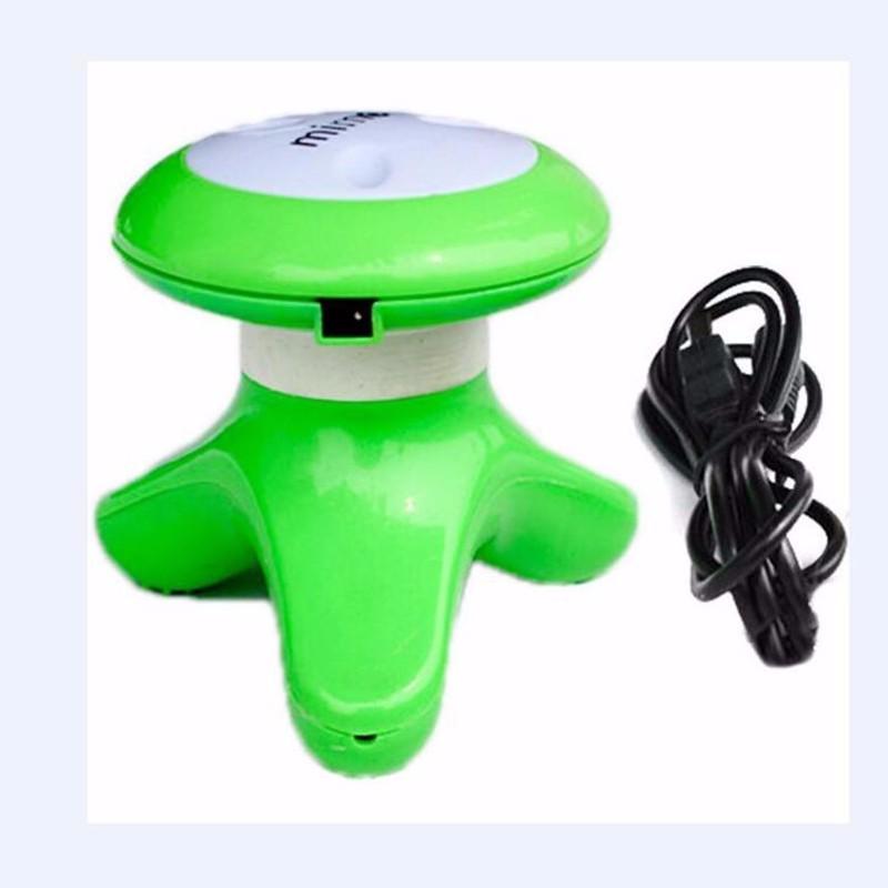 2016 Cabeça Massageador Mini massageador de cabeça Bateria USB Elétrica Manipulados Aceno Massagens Vibratórias Full Body Massage