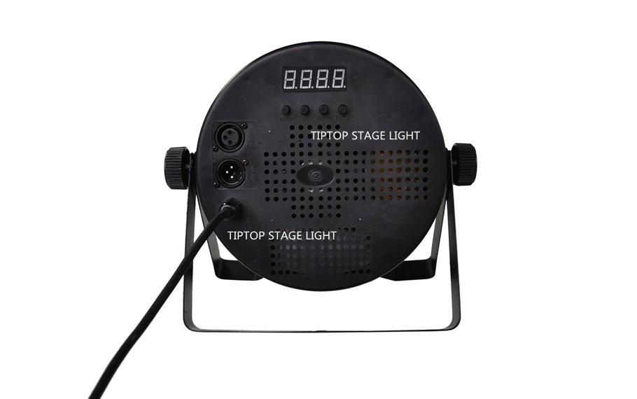 Купить 10 XLOT ADJ продукты мега лежа Tri пак яркость Tri окрашенный из светодиодов америка DJ мега TriPar профиль 24 X 10 W RGB светодиоды
