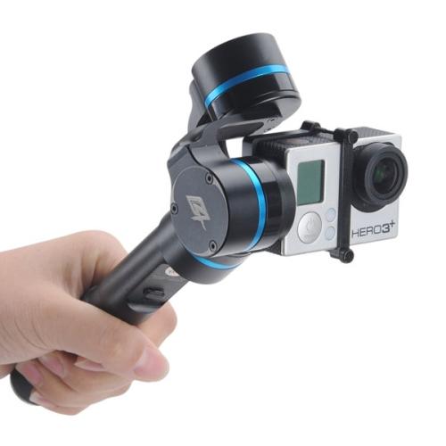Здесь можно купить  Feiyu FY-G4 3-Axis Handheld Steadycam Camera Gimbal Stabilizer for GoPro HERO4 /3 Feiyu FY-G4 3-Axis Handheld Steadycam Camera Gimbal Stabilizer for GoPro HERO4 /3 Бытовая электроника
