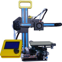 High Accuracy DIY 3D Printer Kit for Reprap Prusa i3,MK3 heatbed,LCD ,MK8 extruder,Official prototype,Free shipping