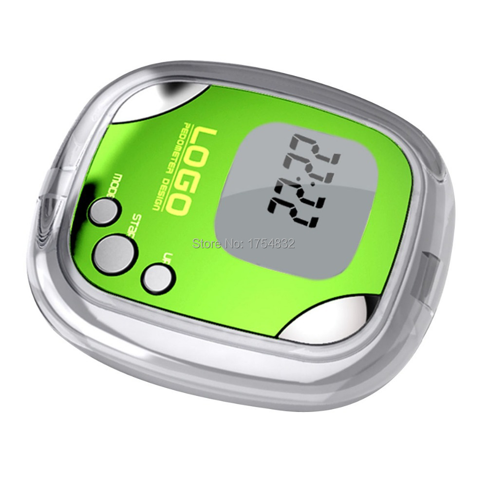 New Hot Sale Mini LCD Pedometer Calorie Walking Distance Calculation Digital Counter(China (Mainland))