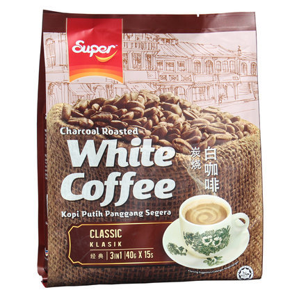 cafeteira espresso cafetera malaysia white coffee imported super triple grilled flavor instant classic 600g
