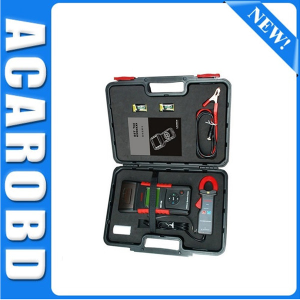 100% Original Launch BST-760 Battery Tester Suitable for 6V/12V battery system and 12V/24V starting and charging system BST760(China (Mainland))