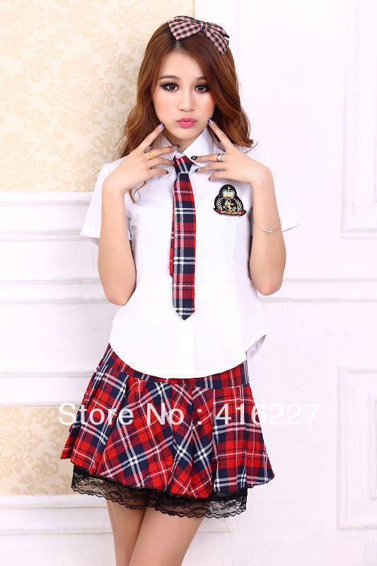 Aliexpress.com : Buy 2013 New Japan Korea School Girl Costume ...
