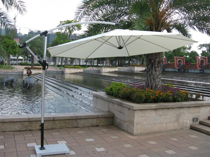 Professional sunscreen waterproof outdoor patio umbrella umbrellas park unilateral Celi casual cafe<br><br>Aliexpress