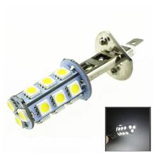 Buy 1PC/2PCS H1 18SMD Car Lights Cars Headlight Bulb White Fog Bulb LED Head Lamp Light 12V styling Light Bulbs Cars#X027 for $1.85 in AliExpress store