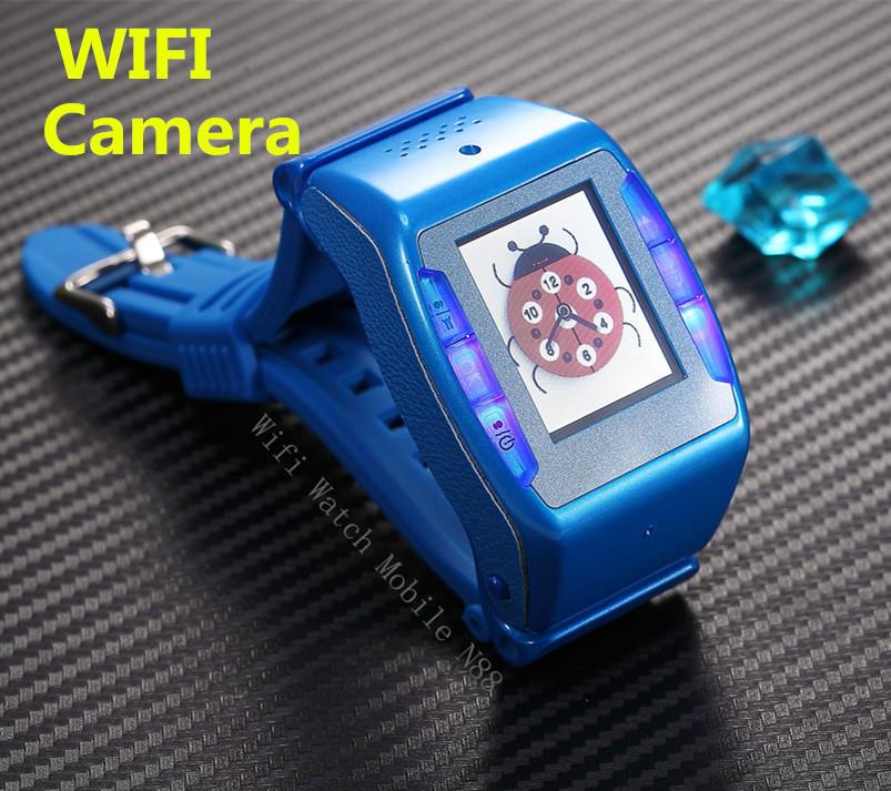 2015 New GSM smart watch phone N88 with WIFI JAVA camera SIM touch screen bluetooth smart watch reloj telephone mobile unlock(China (Mainland))