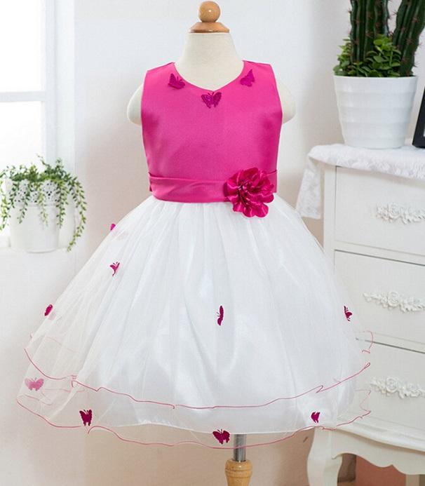 Baby Girls Party Dresses - Ocodea.com