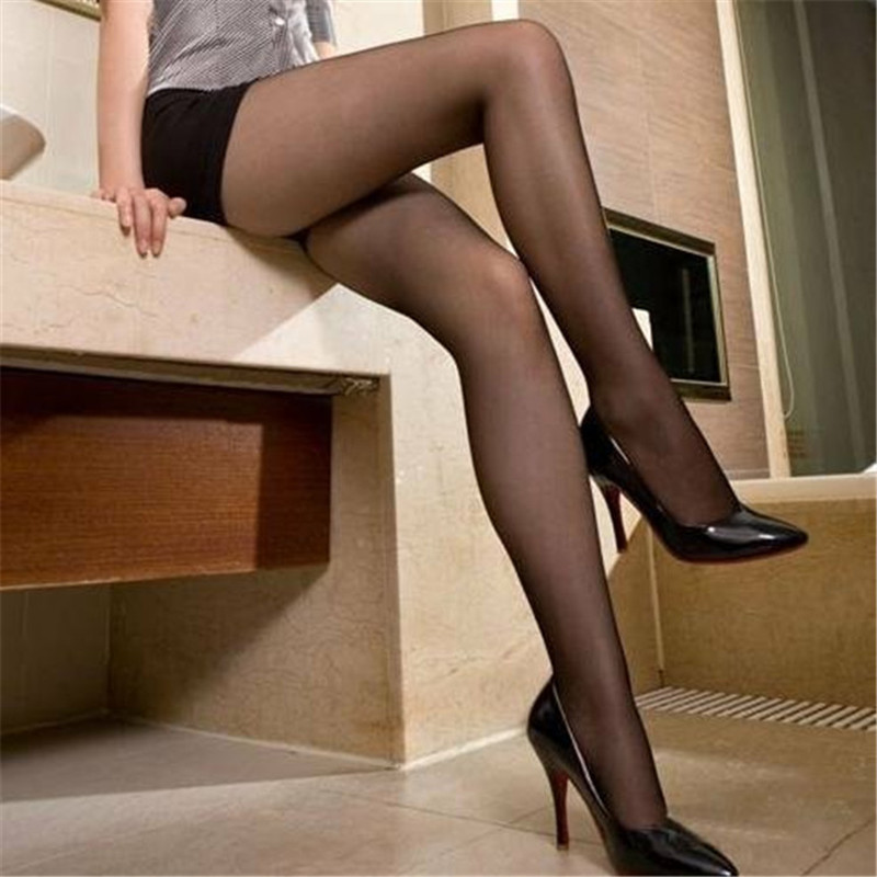 2016 New Collant Free Shipping Women's Tights 6 Pieces 4 Colors High Quality Wrap Core Stockings Pantyhose For Women Lady Girl(China (Mainland))