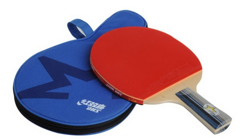 PingPong racket Double Happiness Table Tennis Racket 2002/2006 Ping Pong table Long handle Short tennis bat - un-star store