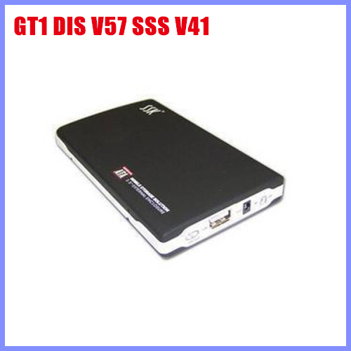 GT1 software Hard Disk DIS V57 SSS V41 HDD for T30 or All Computer(China (Mainland))