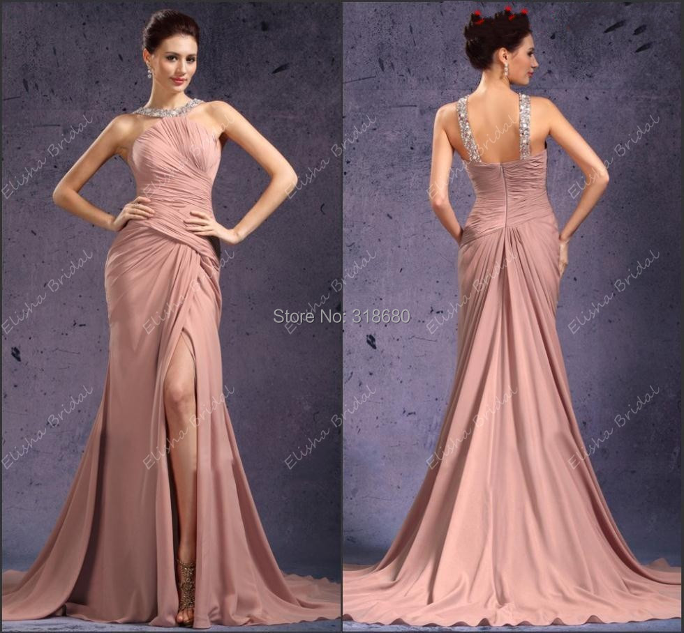 Copper Evening Gowns