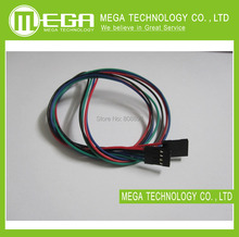 Free shipping 5 pcs/lot 70cm 3 Pin Female to Female Jumper Wire Dupont Cable for 3D Printer