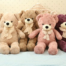 Buy 60/80cm Plush toys teddy bear stuffed animal doll baby toys big embrace bear doll lovers christmas gifts birthday gift ) for $15.99 in AliExpress store