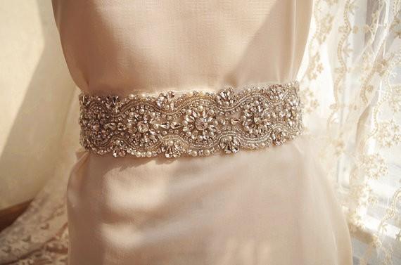 bridal-sash-belt-crystal-bead-trim-crystal-embellishment-sash (3)