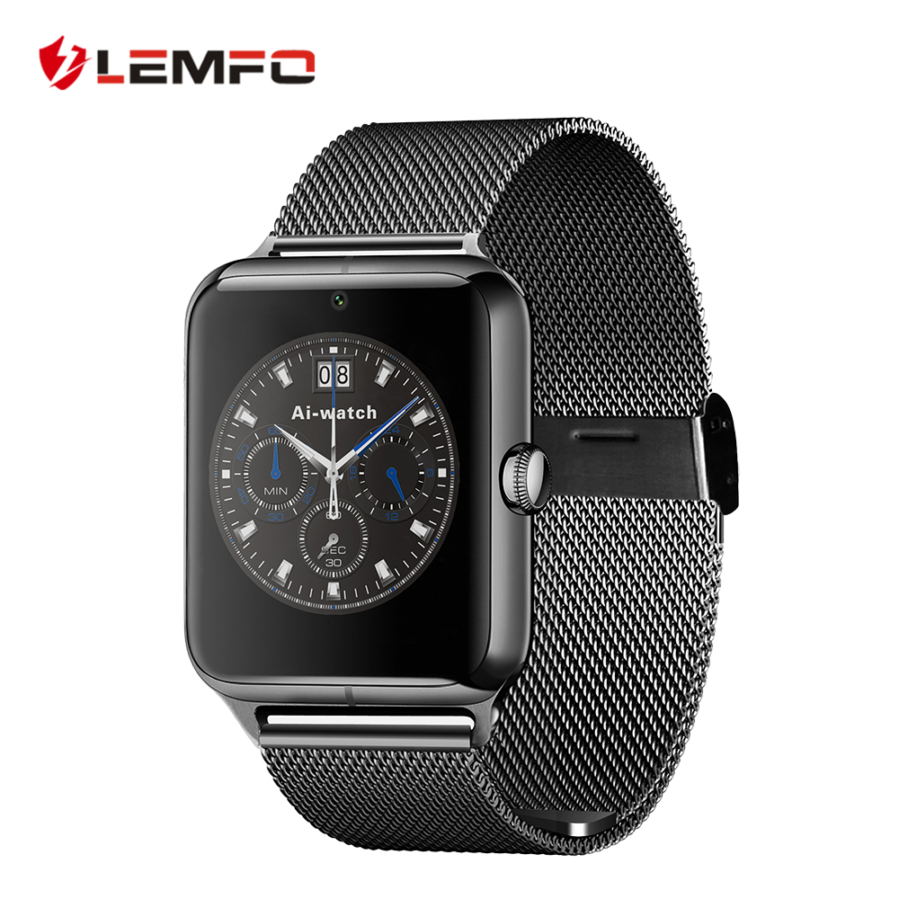 LF11 Smart Watch Phone MTK6260A Bluetooth Connected Support SIM TF Card Wrist SmartWatch For Huawei Xiaomi LG Android Smartphone(China (Mainland))
