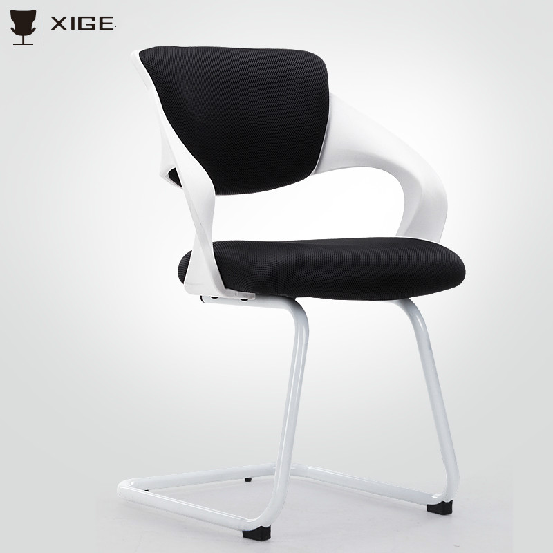 XiGe arcuate computer chair home office chair meeting swivel chair mesh staff seat 6 colors optional(China (Mainland))