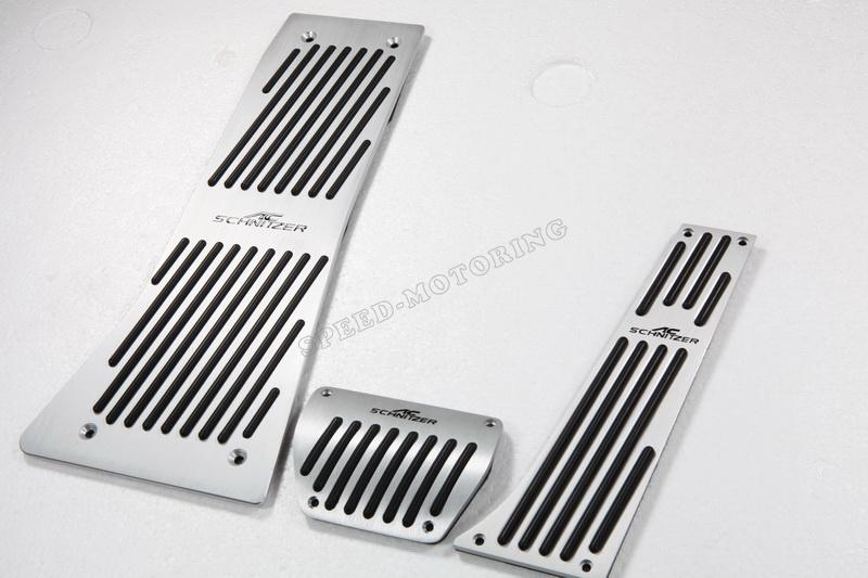 For BMW X5 X6 AC Schnitzer Aluminum Alloy AT accelerator pedals<br><br>Aliexpress