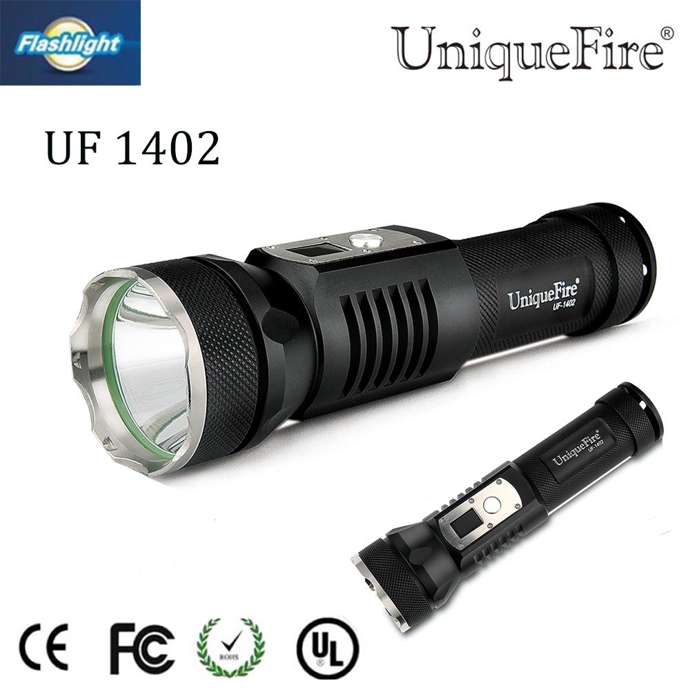 Free shipping Mini Flashlight  3 Mode 1200 Lumen UF-1402 CREE XM-L2  LED  LED Torch For Searching Camping Hiking Flashlight<br><br>Aliexpress