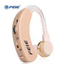 Hot Selling High Quality Cheap Hearing Aid Micro Aparelho Auditivo BTE S-520 Free Shipping(China (Mainland))