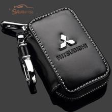Buy AUTO Car Key bag Mitsubishi asx lancer 10 9 outlander pajero sport l200 carisma galant grandis eclipse evo Verada Triton for $6.40 in AliExpress store