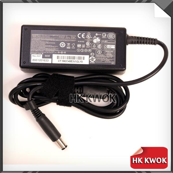Genuine New AC Laptop Adapter 18.5V 3.5A Power Supply For HP Pavilion DV3 DV4 DV5 DV6 DV7 G50 G60 G3000 G5000 G6000 DV9000 CQ40(China (Mainland))