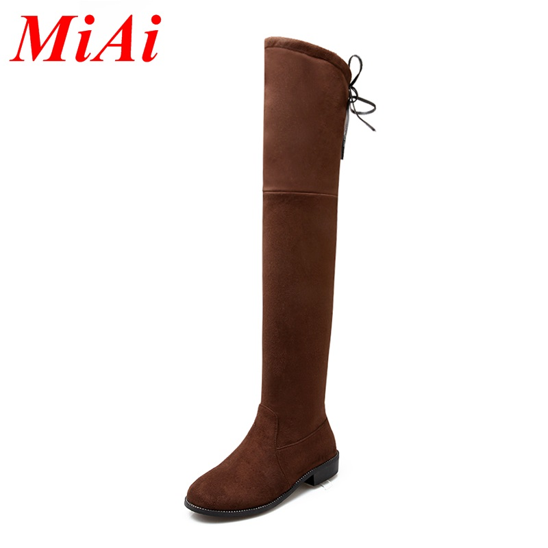 Online Get Cheap Womens Thigh High Boots Size 11 -Aliexpress.com ...