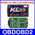 Best Quality KESS V2 V2 25 OBD2 Manager Tuning Kit HW V4 036 No Tokens Limited