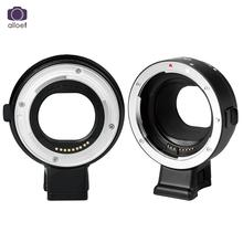 Buy 2016 New Viltrox EF-EOS M Auto Focus Lens Adapter Ring Anti-Shake Canon EF EF-S Lens Mount Camera Full Frame for $35.99 in AliExpress store