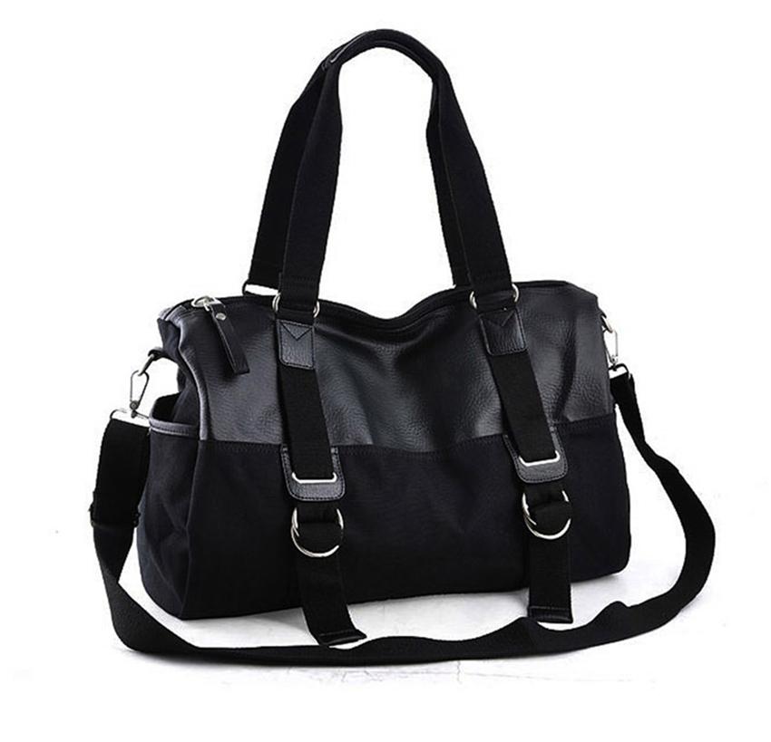 Mens Messenger Bags Travel Satchel Bag Korean Style Male Shoulder Bag Classical Design Cross Body Canvas Bags Free Shipping<br><br>Aliexpress