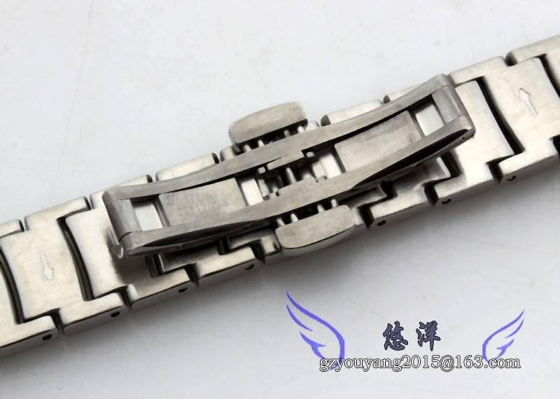 Из нержавеющей стали для крепления ремешка стальной ленты подходящий мужчин и женщин часы 20 мм стальной ленты