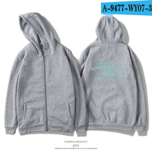 LUCKYFRIDAYF Riverdale Hoodies Sweatshirts Men/Women Zipper Casual Hipster Brand Comfortable Printing Long Hoodie Women Zipper(China)