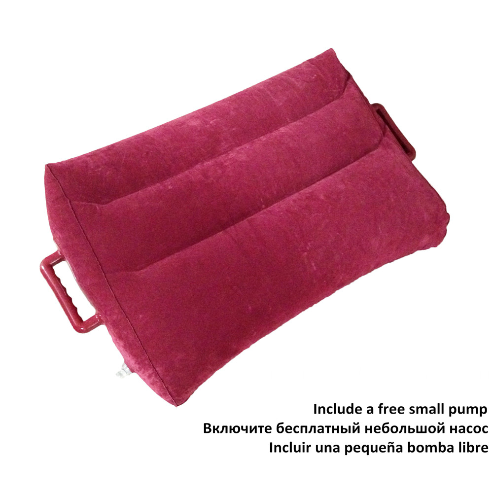 2016 New Umania Multifunctional Sex inflate Cushion Sofa Sex Hold Pillow Pad Bed Sex Toys Inflatable Sexual Position Furnitures(China (Mainland))