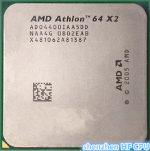 Original For AMD Athlon 64 X2 4400+ CPU Processor (2.3Ghz/ 1M /1000GHz) Socket am2 (working 100% Free Shipping)(China (Mainland))