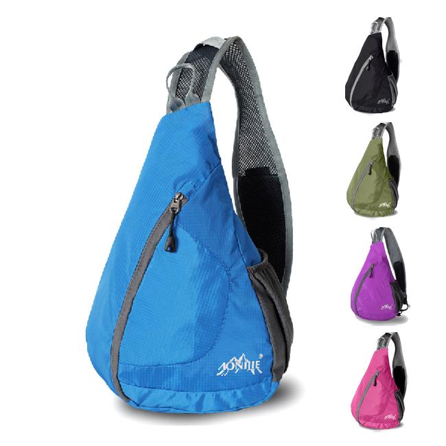 Гаджет  2014 New Foldable Casual Women Men Triangle Messenger Bag Shoulder Sling Cross Body Bag For Shopping Outdoor Sports Cycling None Камера и Сумки
