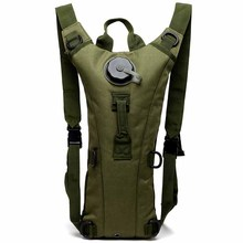 2.5L/3L Water Bladder Bag Hydration Backpack Camouflage Riding Sports Bag Pack Hiking Camping(China (Mainland))