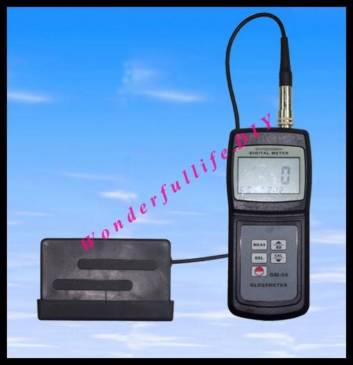 Glossmeter Surface Cleaning Gloss Meter Tester GM-06 Vancometer 0.1-200Gu <br><br>Aliexpress