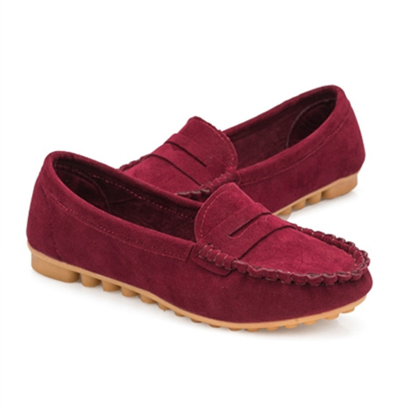 Гаджет  2015 spring flat Moccasins maternity casual flats shoes slip-resistant work shoes Lazy shoes flat documentary shoes None Обувь
