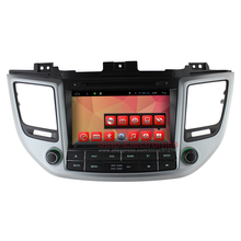 Quad Core Android Car DVD for Hyundai iX35 2015 with 1024x600 Screen Bluetooth Radio RDS Wifi Antenna 3G Free 8GB Map Card(China (Mainland))