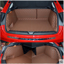 Buy quality! Special trunk mats Mercedes Benz GLA260 2017 durable waterproof carpets MB GLA 260 2016-2013,Free for $179.28 in AliExpress store