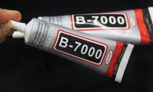 20pcs 50ml Rhinestone Glue B-7000 Multi-purpose Adhesive For Jewelry Nails Glass Phone Plastic DIY Tools Equipment UV Glue Gun(China (Mainland))