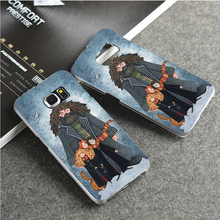 Hot Selling Fashion Harry Potter Phone Case Hard PC samsung s3 s4 s5 s6 Edge s7 edge Back Cover - YINFA store Store