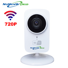 HD Mini Wifi IP Camera Wireless  – SD Card P2P Baby Monitor/CCTV Security Camera/Mobile Remote Cam