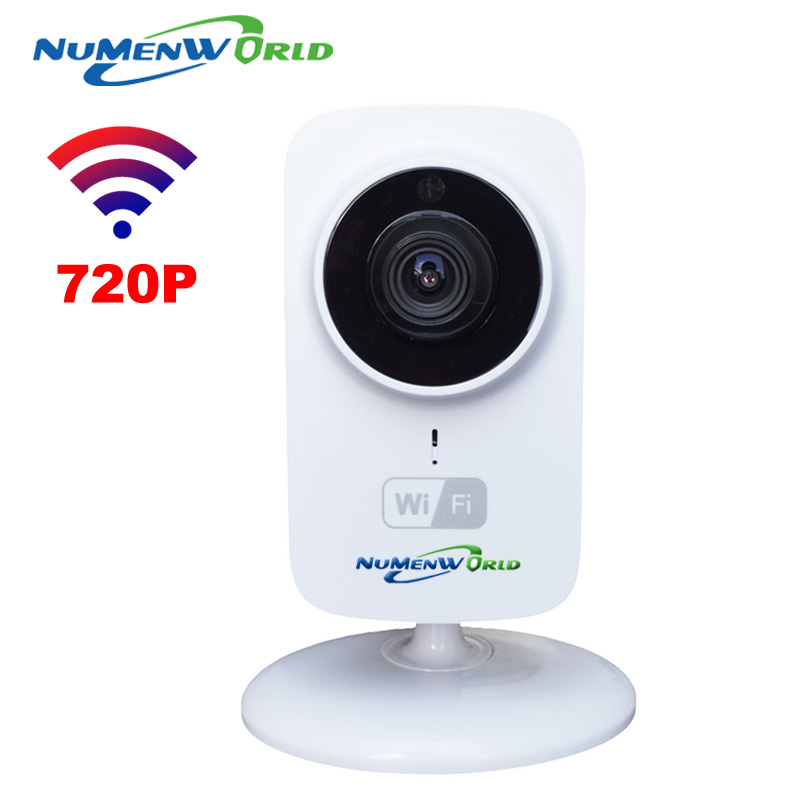 HD Mini Wifi IP Camera Wireless 720P TF SD Card P2P Baby Monitor Network CCTV Security Camera Home Protection Mobile Remote Cam(China (Mainland))