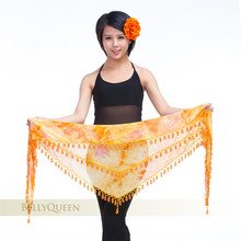 Buy 2016 new Egyptian belly dance waist chain belly dance dyed towel hip belt belly dance clothing belly dance costumes for $12.93 in AliExpress store