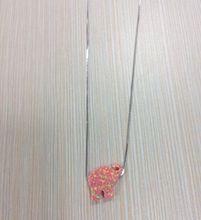 Hot new product for 2015 custom-make elephant and heart for Virinia order(China (Mainland))